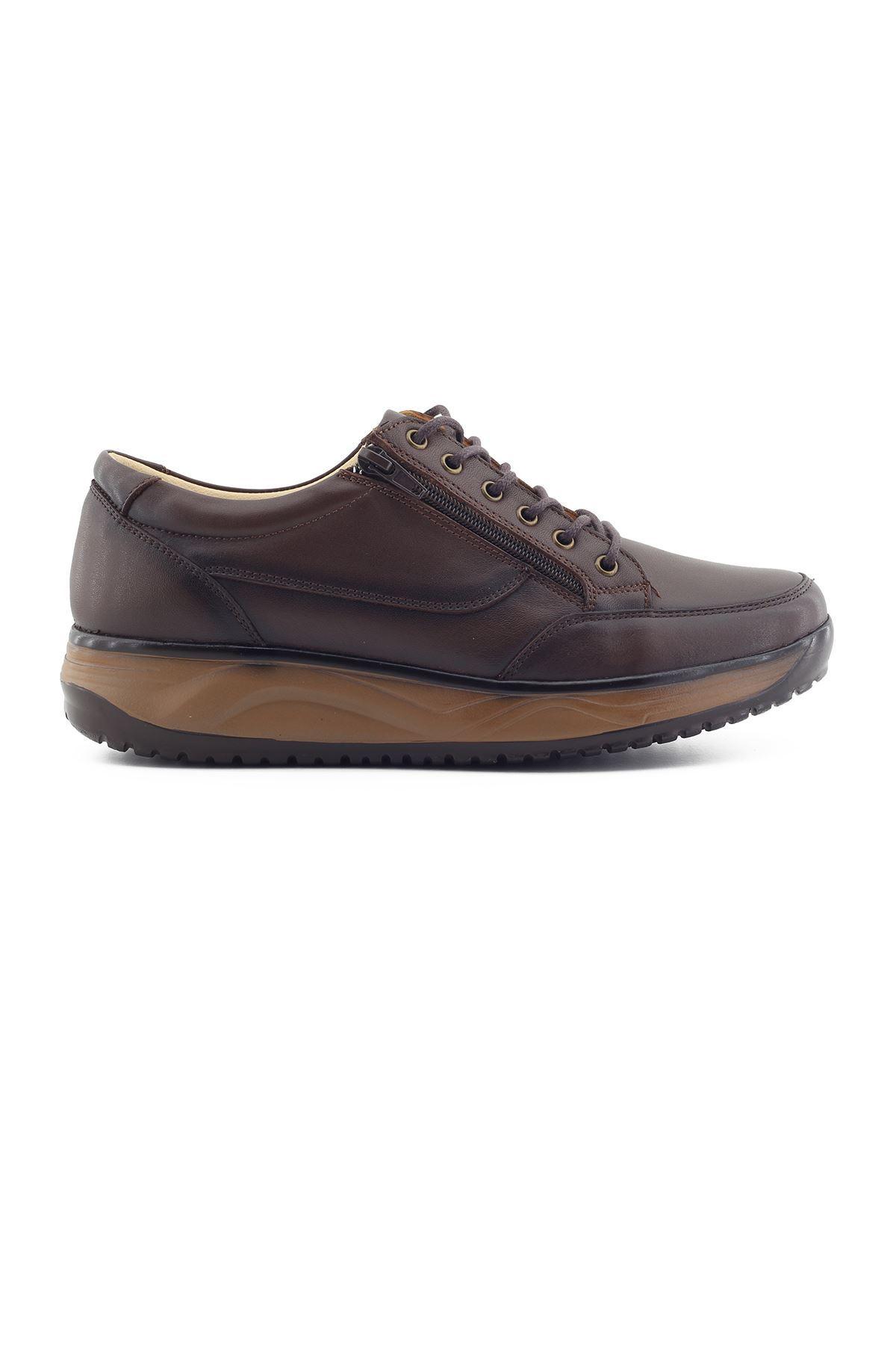 1655 Kahve Erkek Yürüyüş Ayakkabısı