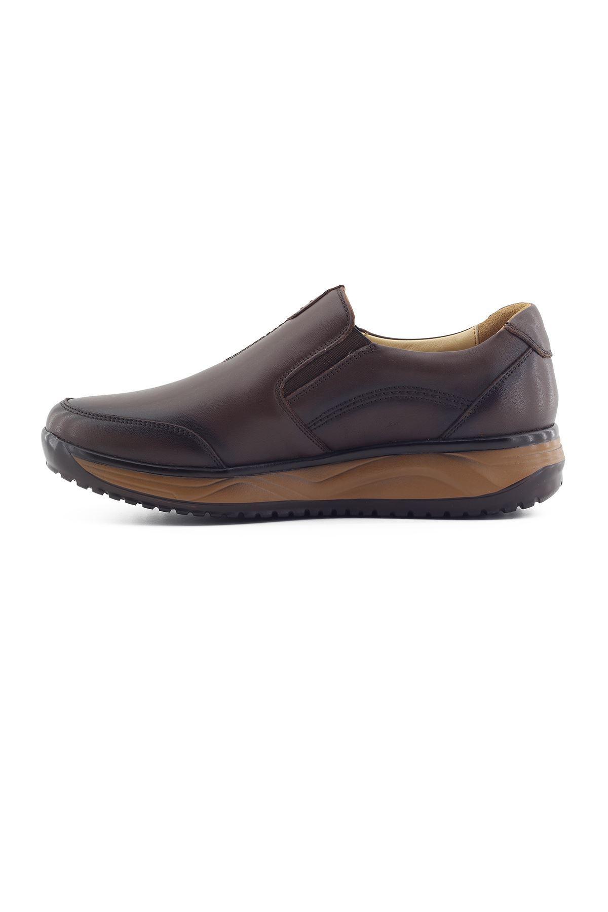 1650 Kahve Erkek Yürüyüş Ayakkabısı