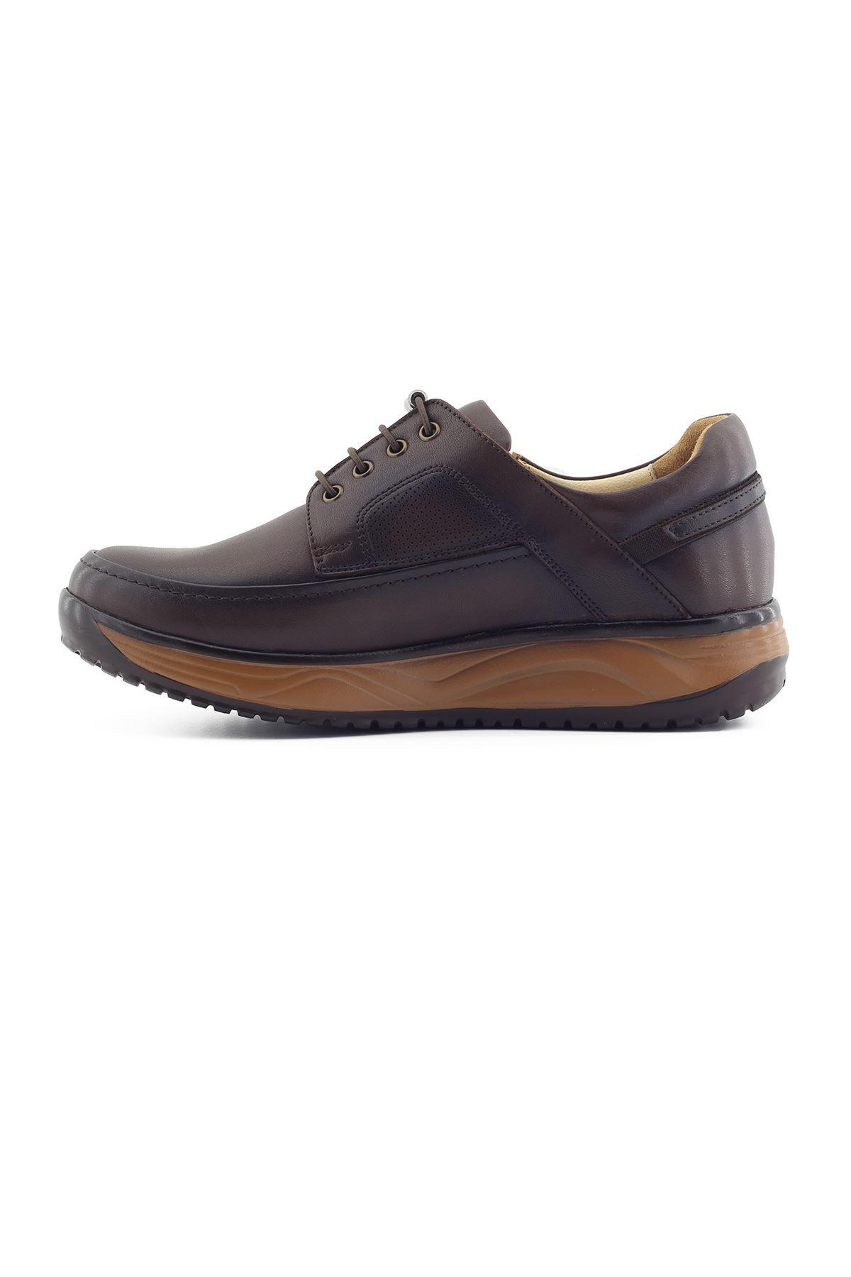 1853 Kahve Erkek Yürüyüş Ayakkabısı