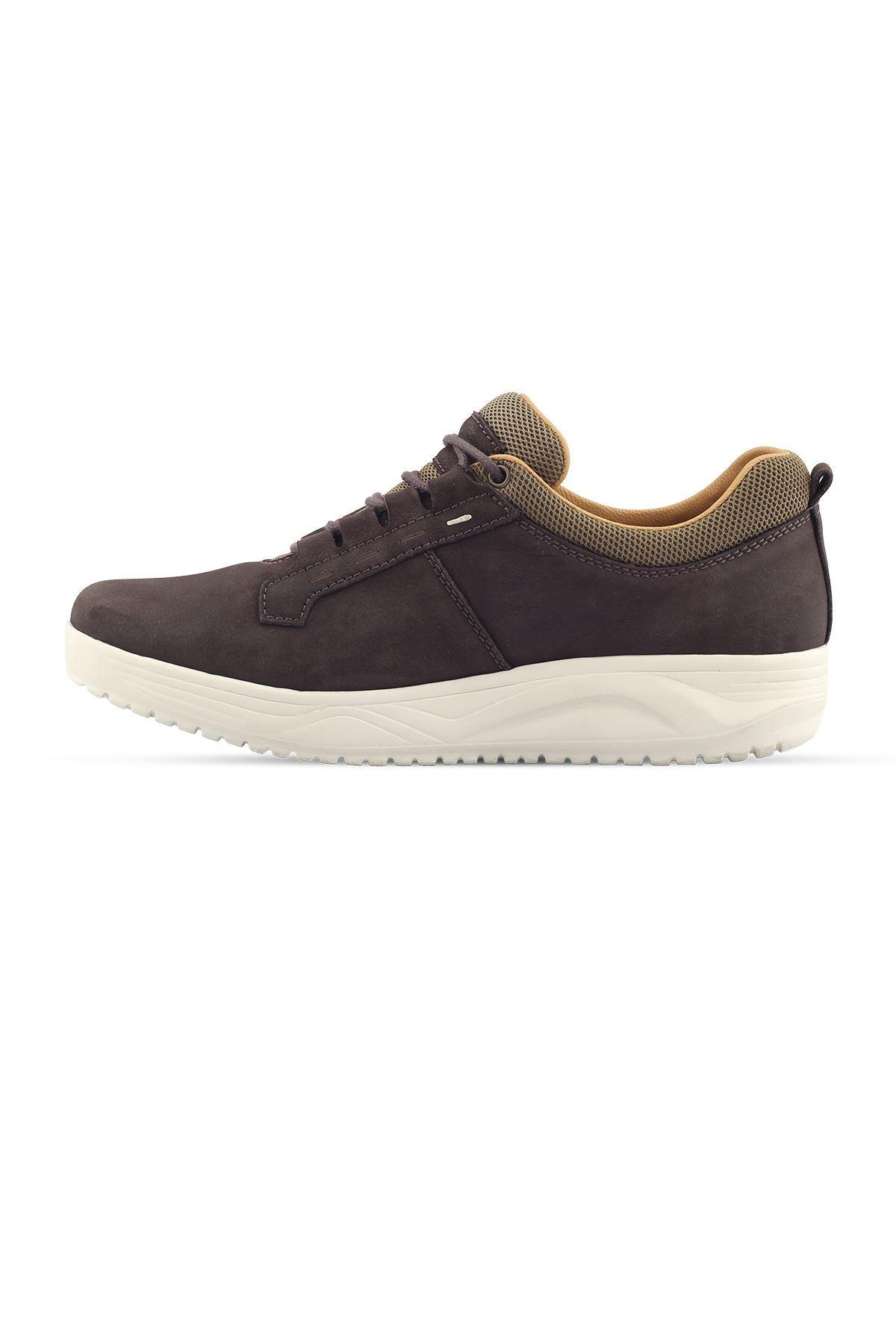 1875 Nubuk Kahve Erkek Yürüyüş Ayakkabısı