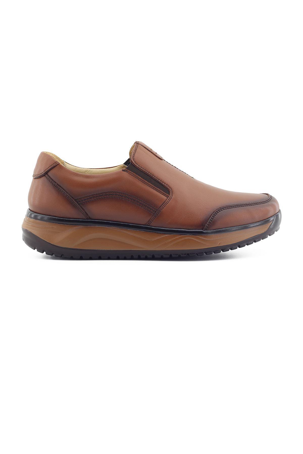 1650 Taba Erkek Büyük Numara Yürüyüş Ayakkabısı (45-46)